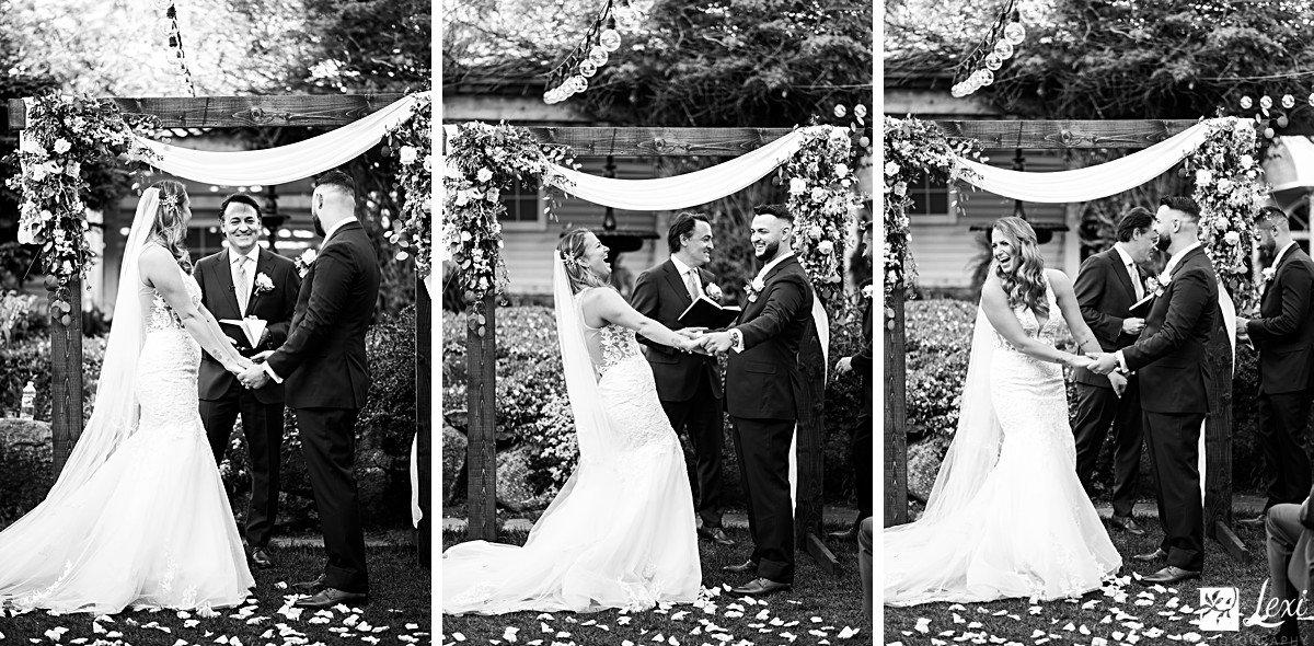 bedford-village-inn-wedding-laughing-bride-outdoor-ceremony.jpg